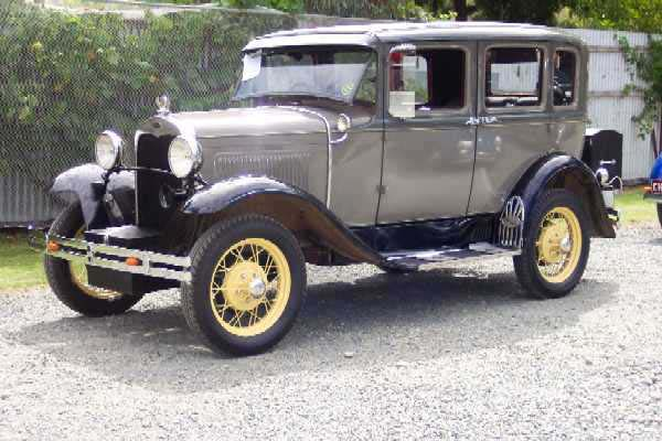 Ford coupe 1930 photo - 6
