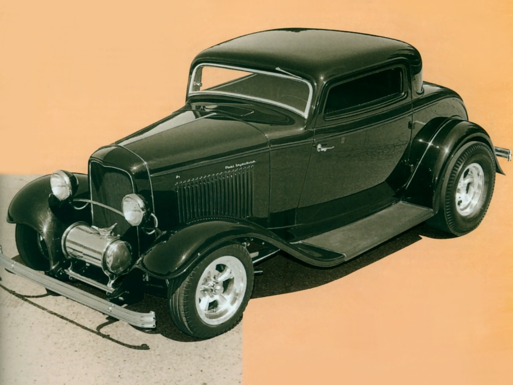 Ford Coupe 1932 photo - 2