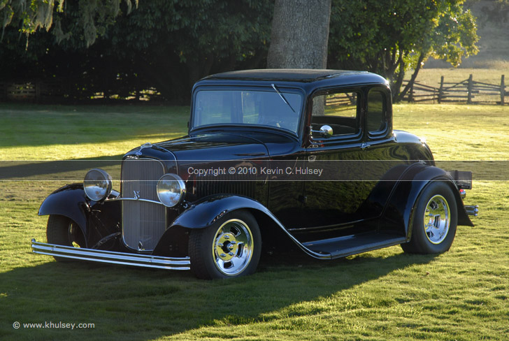 Ford Coupe 1932 photo - 6