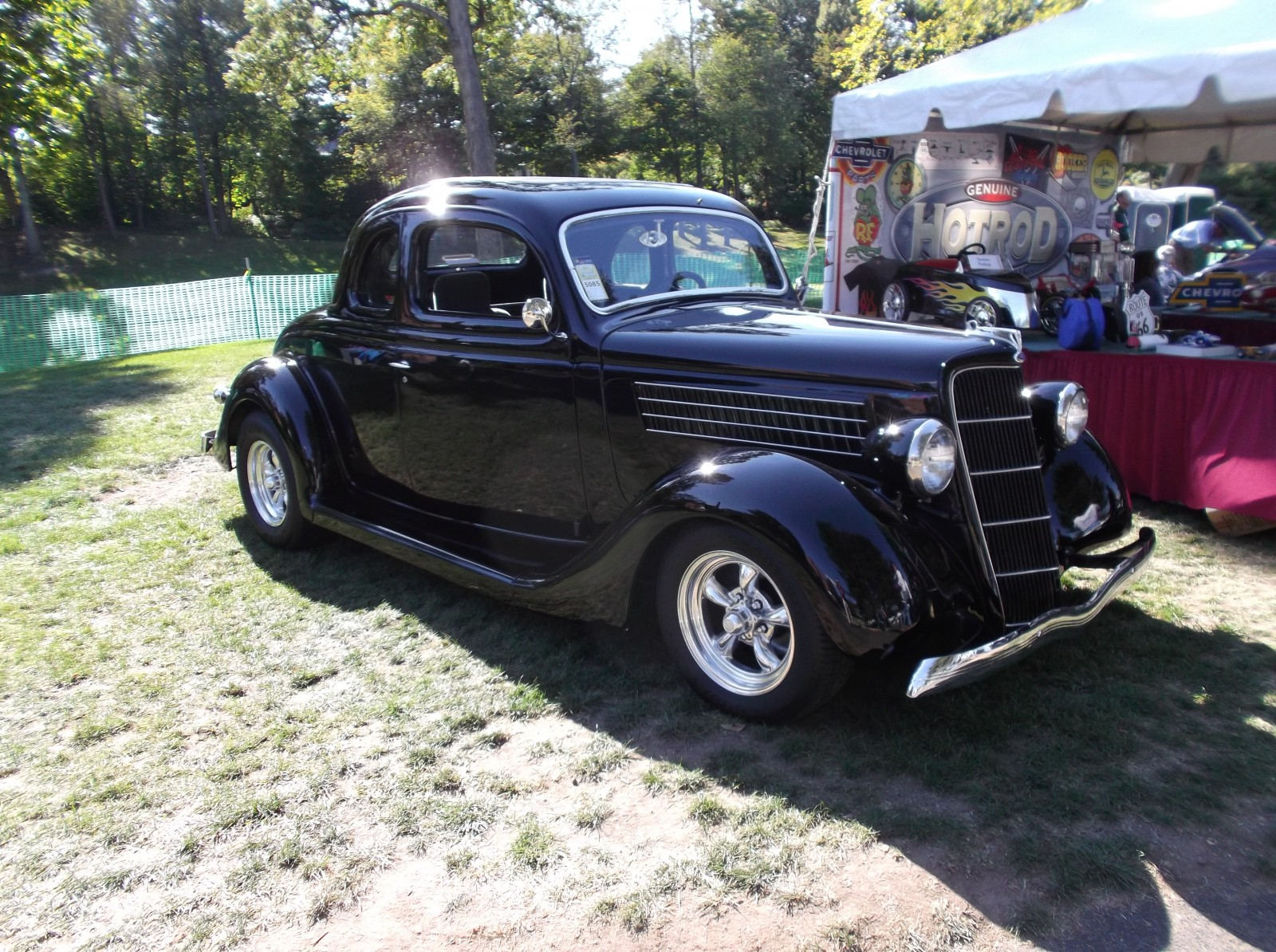 Ford coupe 1937 photo - 8