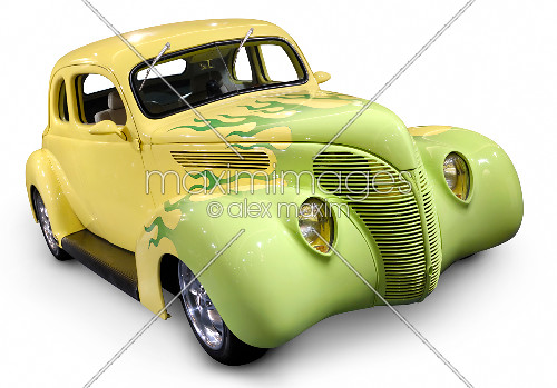 Ford Coupe 1938 photo - 10