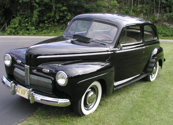 Ford coupe 1942 photo - 2