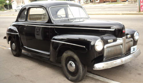 Ford coupe 1942 photo - 4