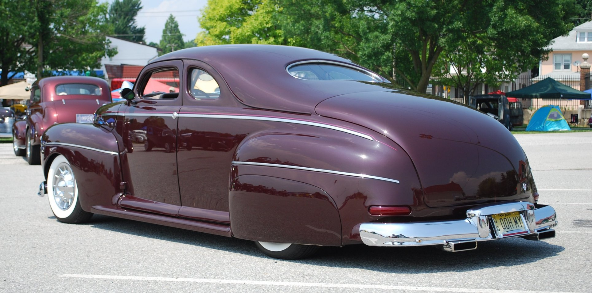 Ford coupe 1942 photo - 9