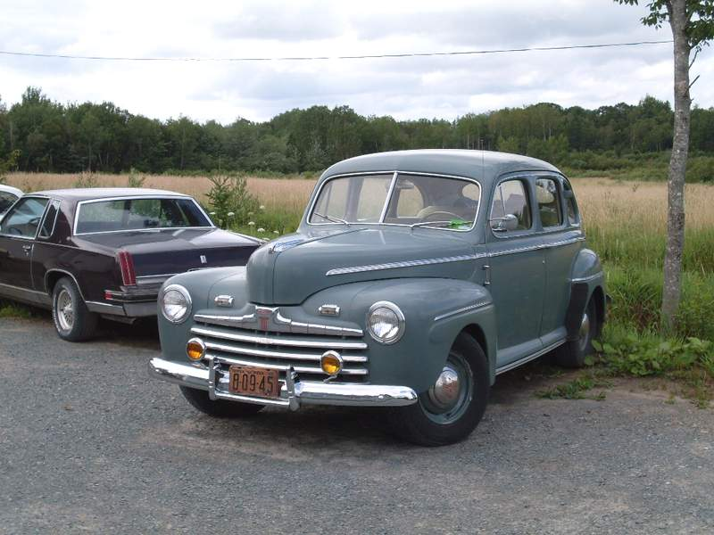 Ford coupe 1946 photo - 2