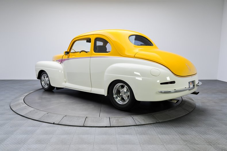 Ford coupe 1946 photo - 4