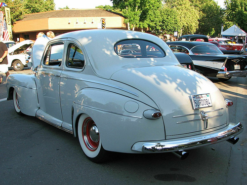Ford coupe 1946 photo - 6