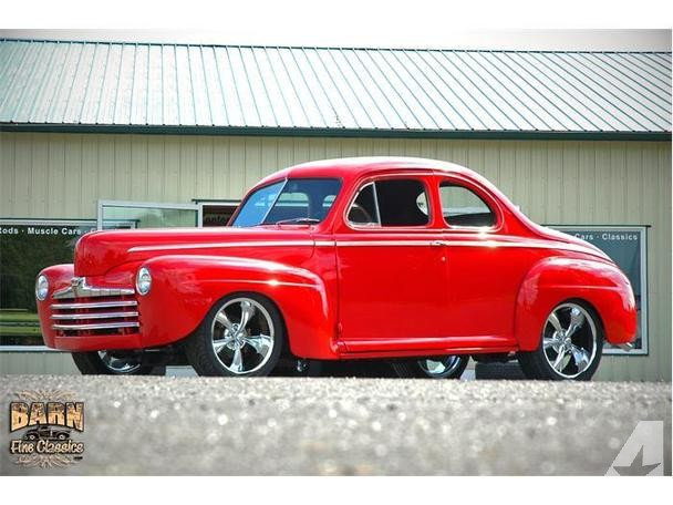 Ford coupe 1946 photo - 7