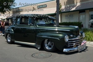Ford coupe 1946 photo - 9
