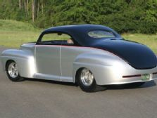 Ford coupe 1947 photo - 2