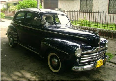 Ford coupe 1947 photo - 6