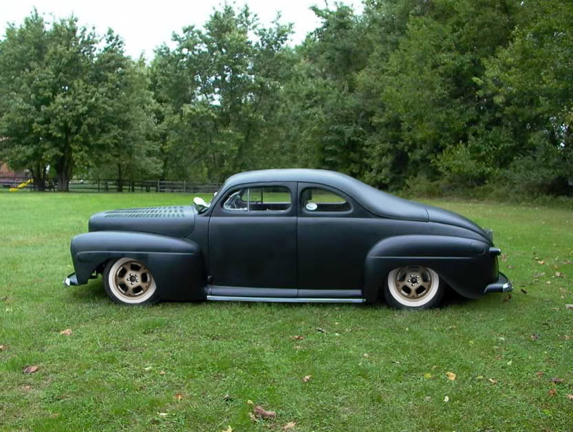Ford coupe 1947 photo - 9