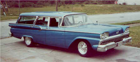 Ford courier 1959 photo - 1