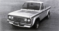 Ford courier 1974 photo - 3