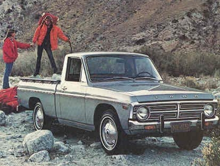 Ford courier 1976 photo - 3