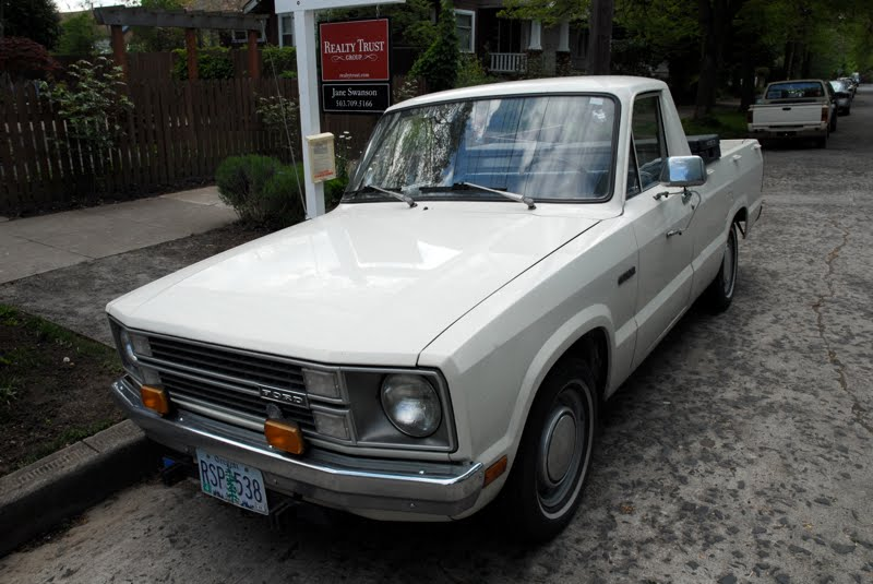 Ford courier 1976 photo - 4