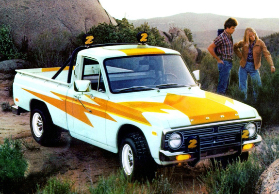 Ford courier 1976 photo - 7