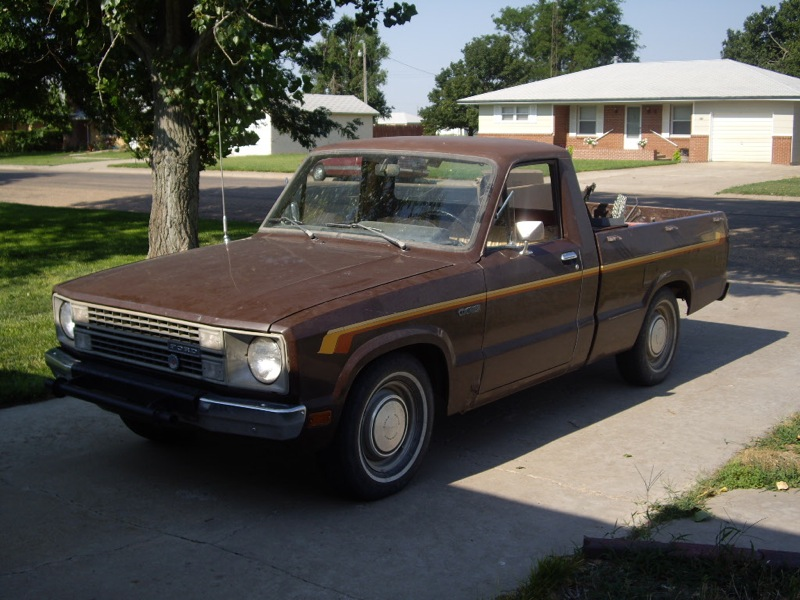 Ford courier 1977 photo - 2
