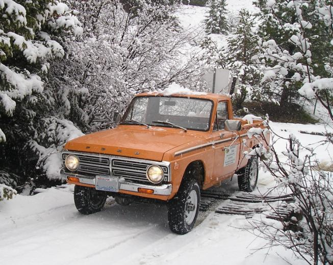 Ford courier 1977 photo - 3