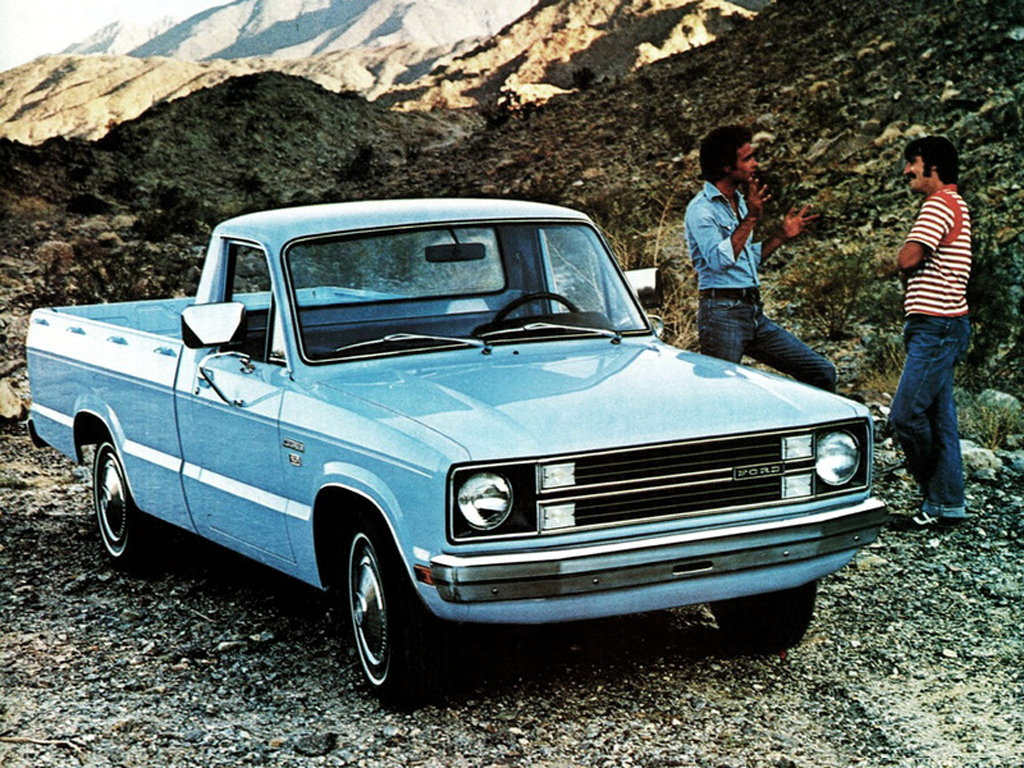 Ford courier 1977 photo - 4