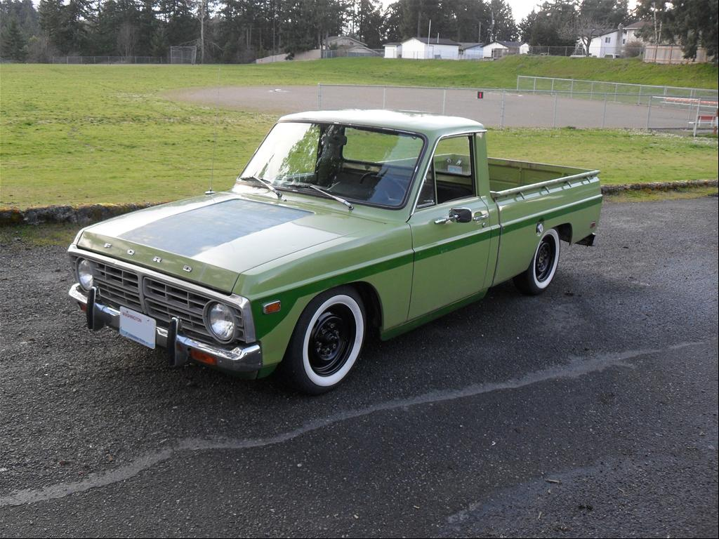 Ford courier 1979 photo - 9