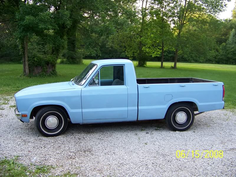Ford courier 1980 photo - 6