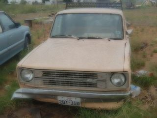 Ford courier 1981 photo - 5