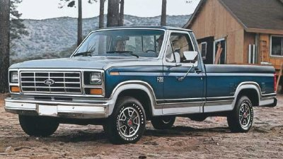 Ford courier 1982 photo - 10