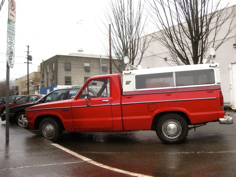 Ford courier 1992 photo - 6