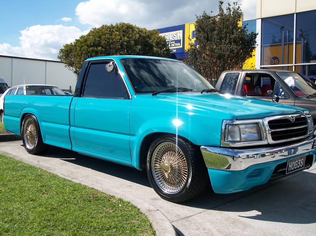 Ford courier 1993 photo - 3