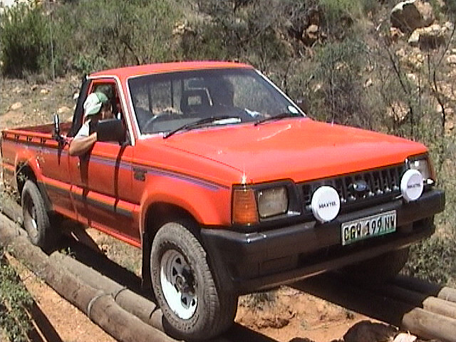 Ford courier 1994 photo - 1