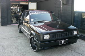 Ford courier 1994 photo - 3