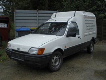 Ford courier 1994 photo - 6