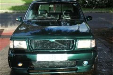 Ford courier 1994 photo - 7