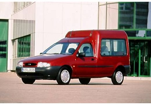 Ford courier 2000 photo - 3