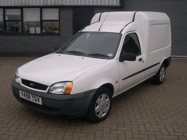 Ford courier 2001 photo - 1
