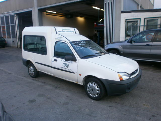 Ford courier 2001 photo - 5