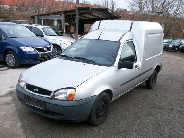 Ford courier 2001 photo - 6