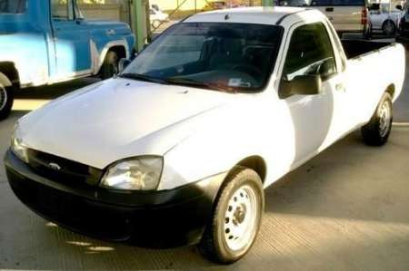 Ford courier 2001 photo - 8
