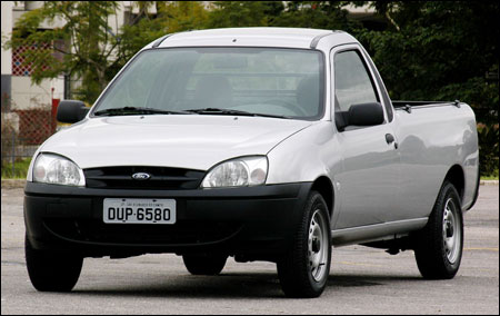 Ford courier 2003 photo - 5
