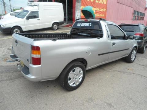 Ford courier 2006 photo - 9