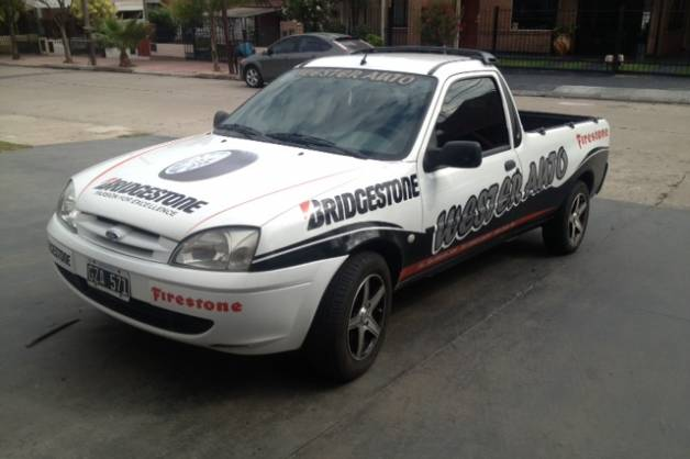 Ford courier 2008 photo - 3