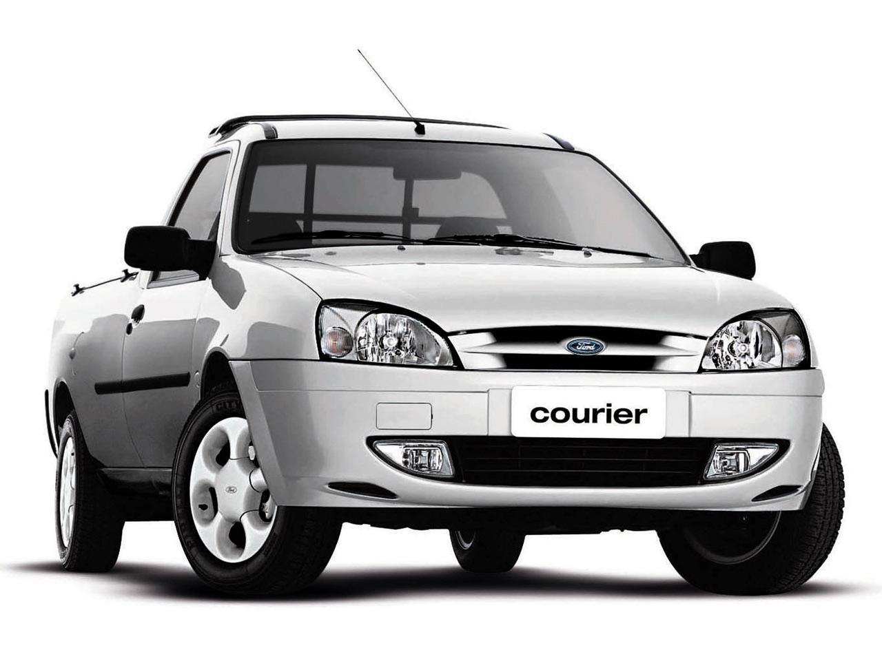 Ford courier 2010 photo - 3