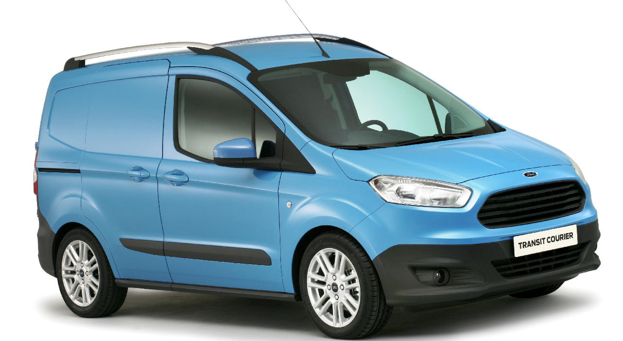 Ford courier 2013 photo - 2