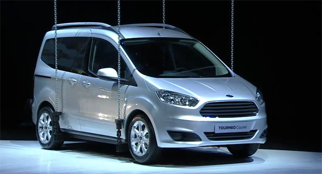 Ford courier 2013 photo - 4