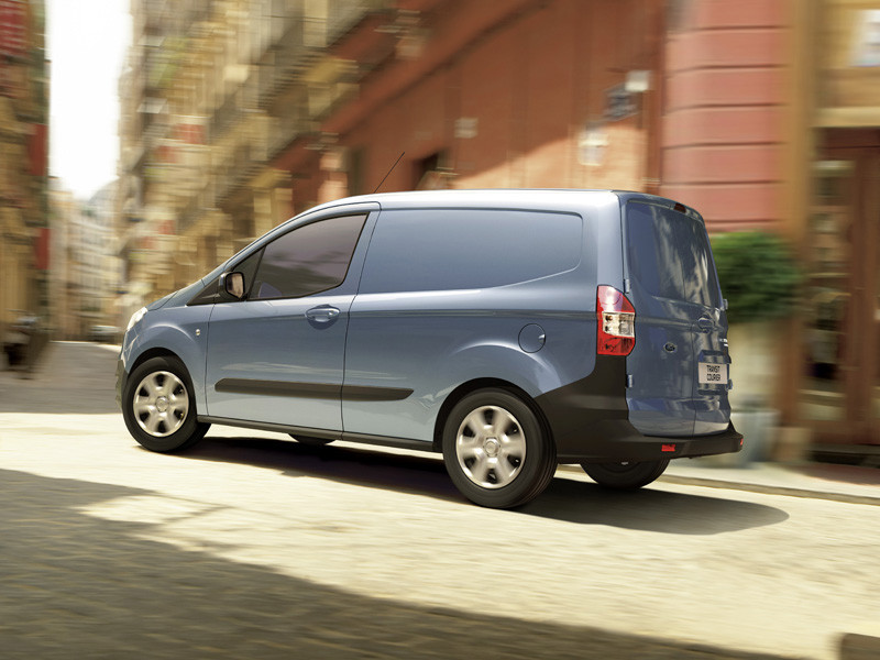 Ford courier 2013 photo - 6