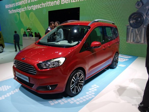 Ford courier 2013 photo - 8