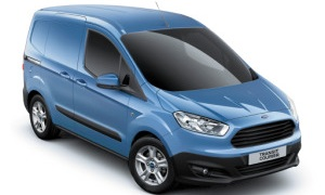 Ford courier 2015 photo - 10