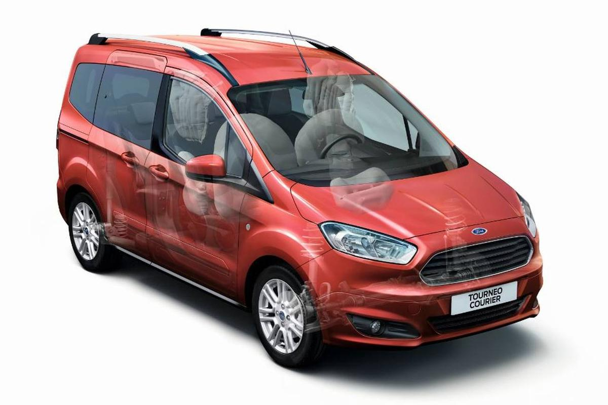 Ford courier 2015 photo - 4