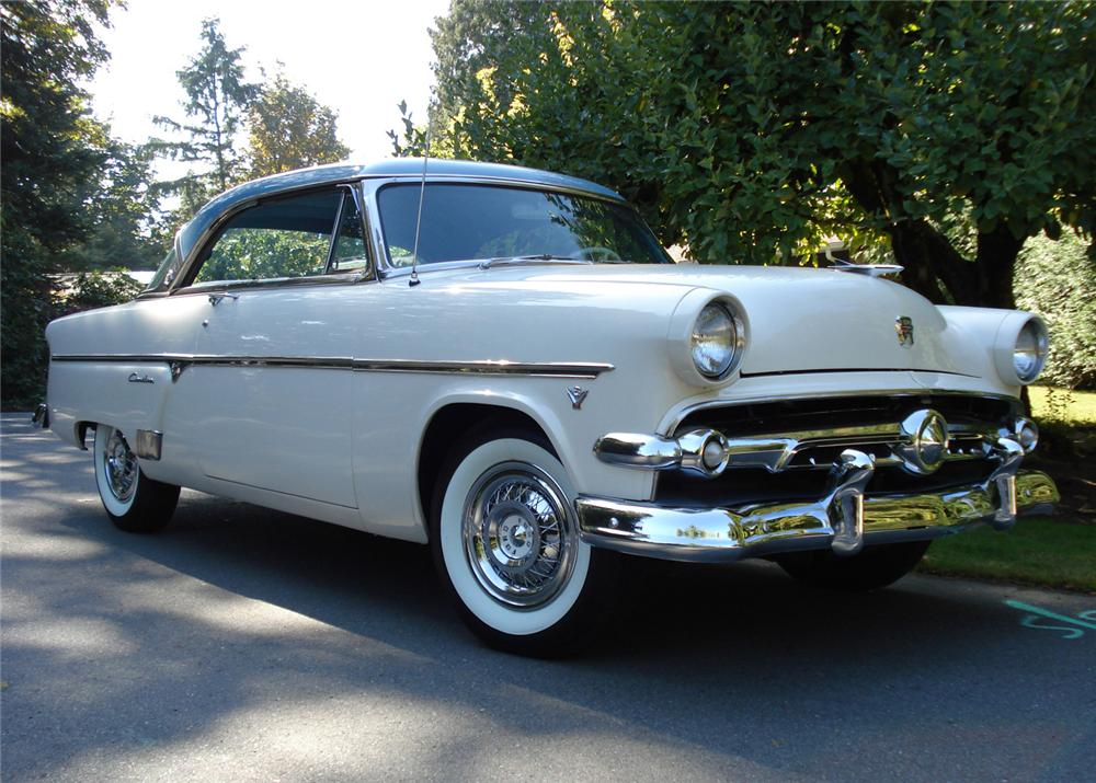 Ford Crestline 1954 1 ford crestline 1954 review, amazing pictures and images look at 1954 ford wiring harness at nearapp.co